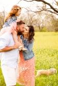 @ Photographer Amy Elizabeth Birdsong Photography Texas Bluebonnet family portrait location photographer-70