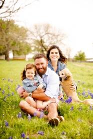 @ Photographer Amy Elizabeth Birdsong Photography Texas Bluebonnet family portrait location photographer-9