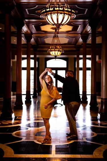 @ Photographer Amy Elizabeth Birdsong Photography Best Downtown Austin Engagement Locations -16