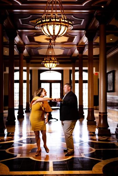 @ Photographer Amy Elizabeth Birdsong Photography Best Downtown Austin Engagement Locations -17