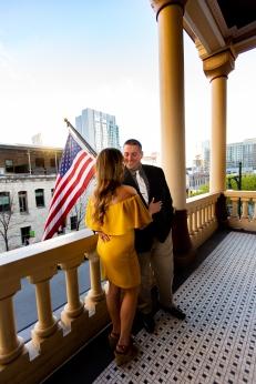 @ Photographer Amy Elizabeth Birdsong Photography Best Downtown Austin Engagement Locations -19