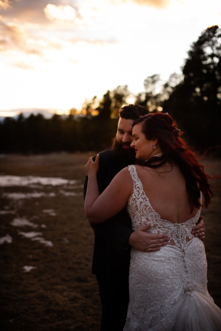 @ Photographer Amy Elizabeth Birdsong Photography Colorado Springs Black Forest Wedding Venue La Foret-102