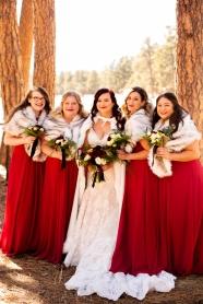 @ Photographer Amy Elizabeth Birdsong Photography Colorado Springs Black Forest Wedding Venue La Foret-14