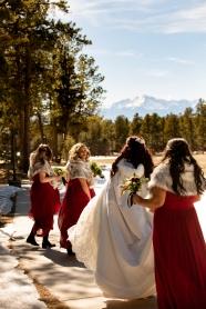 @ Photographer Amy Elizabeth Birdsong Photography Colorado Springs Black Forest Wedding Venue La Foret-15