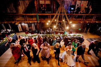@ Photographer Amy Elizabeth Birdsong Photography Colorado Springs Black Forest Wedding Venue La Foret-153