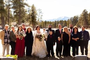 @ Photographer Amy Elizabeth Birdsong Photography Colorado Springs Black Forest Wedding Venue La Foret-24