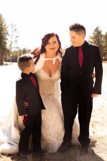 @ Photographer Amy Elizabeth Birdsong Photography Colorado Springs Black Forest Wedding Venue La Foret-27