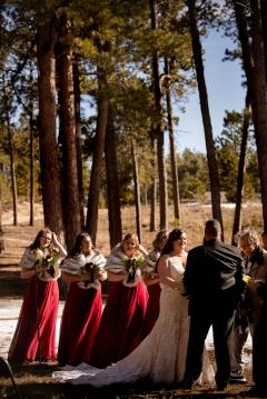 @ Photographer Amy Elizabeth Birdsong Photography Colorado Springs Black Forest Wedding Venue La Foret-42
