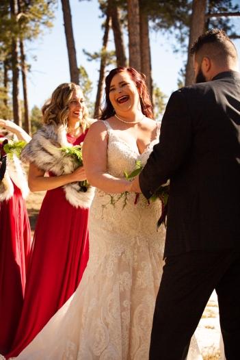 @ Photographer Amy Elizabeth Birdsong Photography Colorado Springs Black Forest Wedding Venue La Foret-45