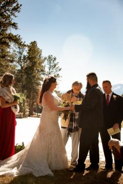 @ Photographer Amy Elizabeth Birdsong Photography Colorado Springs Black Forest Wedding Venue La Foret-46