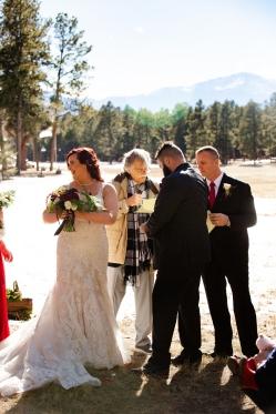 @ Photographer Amy Elizabeth Birdsong Photography Colorado Springs Black Forest Wedding Venue La Foret-47