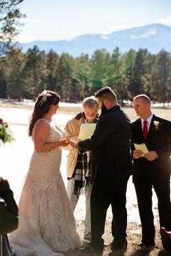 @ Photographer Amy Elizabeth Birdsong Photography Colorado Springs Black Forest Wedding Venue La Foret-48