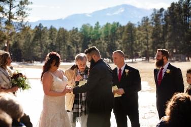 @ Photographer Amy Elizabeth Birdsong Photography Colorado Springs Black Forest Wedding Venue La Foret-50
