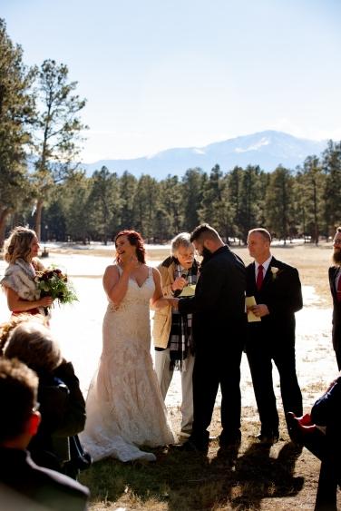 @ Photographer Amy Elizabeth Birdsong Photography Colorado Springs Black Forest Wedding Venue La Foret-51