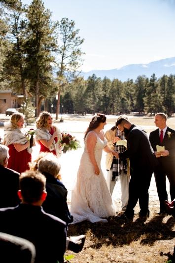@ Photographer Amy Elizabeth Birdsong Photography Colorado Springs Black Forest Wedding Venue La Foret-55