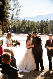@ Photographer Amy Elizabeth Birdsong Photography Colorado Springs Black Forest Wedding Venue La Foret-58