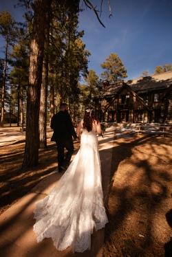 @ Photographer Amy Elizabeth Birdsong Photography Colorado Springs Black Forest Wedding Venue La Foret-64