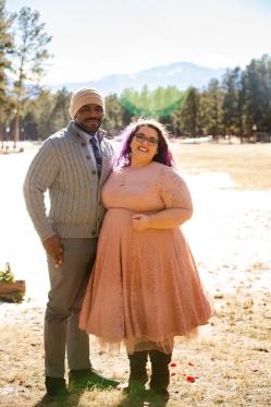 @ Photographer Amy Elizabeth Birdsong Photography Colorado Springs Black Forest Wedding Venue La Foret-65