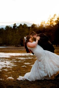 @ Photographer Amy Elizabeth Birdsong Photography Colorado Springs Black Forest Wedding Venue La Foret-99