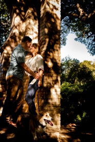 @ Photographer Amy Elizabeth Birdsong Photography Zilker Botanical Gardens Engagement Photos Zilker Park Austin-10
