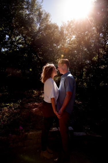 @ Photographer Amy Elizabeth Birdsong Photography Zilker Botanical Gardens Engagement Photos Zilker Park Austin-13
