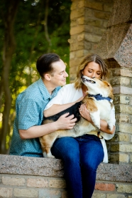 @ Photographer Amy Elizabeth Birdsong Photography Zilker Botanical Gardens Engagement Photos Zilker Park Austin-29