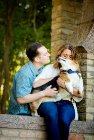 @ Photographer Amy Elizabeth Birdsong Photography Zilker Botanical Gardens Engagement Photos Zilker Park Austin-30