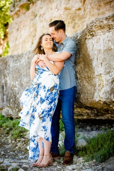 @ Photographer Amy Elizabeth Birdsong Photography Zilker Botanical Gardens Engagement Photos Zilker Park Austin-31