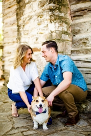 @ Photographer Amy Elizabeth Birdsong Photography Zilker Botanical Gardens Engagement Photos Zilker Park Austin-4