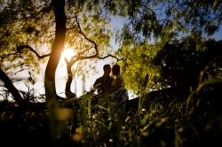 @ Photographer Amy Elizabeth Birdsong Photography Zilker Botanical Gardens Engagement Photos Zilker Park Austin-40