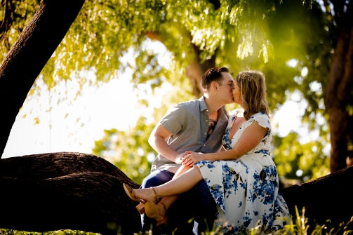 @ Photographer Amy Elizabeth Birdsong Photography Zilker Botanical Gardens Engagement Photos Zilker Park Austin-45
