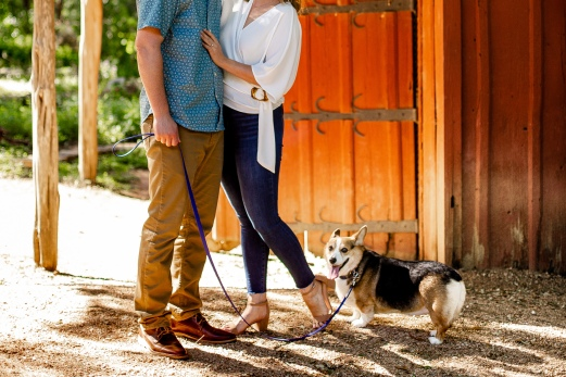 @ Photographer Amy Elizabeth Birdsong Photography Zilker Botanical Gardens Engagement Photos Zilker Park Austin-7