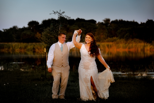 @ Photographer Amy Elizabeth Birdsong Photography The Venue at Lilly Pond Wedding photos-120