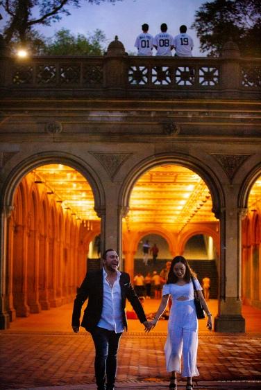 PhotographerAmy Elizabeth Birdsong Photography Bethesda Fountain Proposal NYC Photos-13