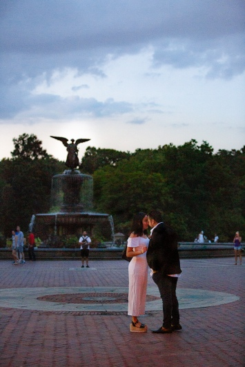 PhotographerAmy Elizabeth Birdsong Photography Bethesda Fountain Proposal NYC Photos-7