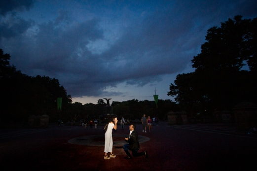 PhotographerAmy Elizabeth Birdsong Photography Bethesda Fountain Proposal NYC Photos-8