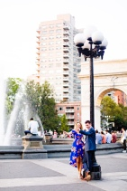 Elizabeth Birdsong Photography Destination wedding photographer NYC best engagement photo locations -11