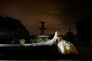 Elizabeth Birdsong Photography Destination wedding photographer NYC Proposal Bethesda Fountain Bridal Photos -12