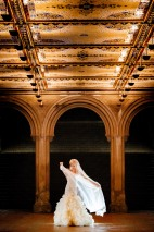 Elizabeth Birdsong Photography Destination wedding photographer NYC Proposal Bethesda Fountain Bridal Photos -2