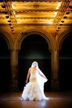 Elizabeth Birdsong Photography Destination wedding photographer NYC Proposal Bethesda Fountain Bridal Photos -5