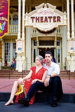 @ Photographer Amy Elizabeth Birdsong Photography Disney World Engagement Photos -44