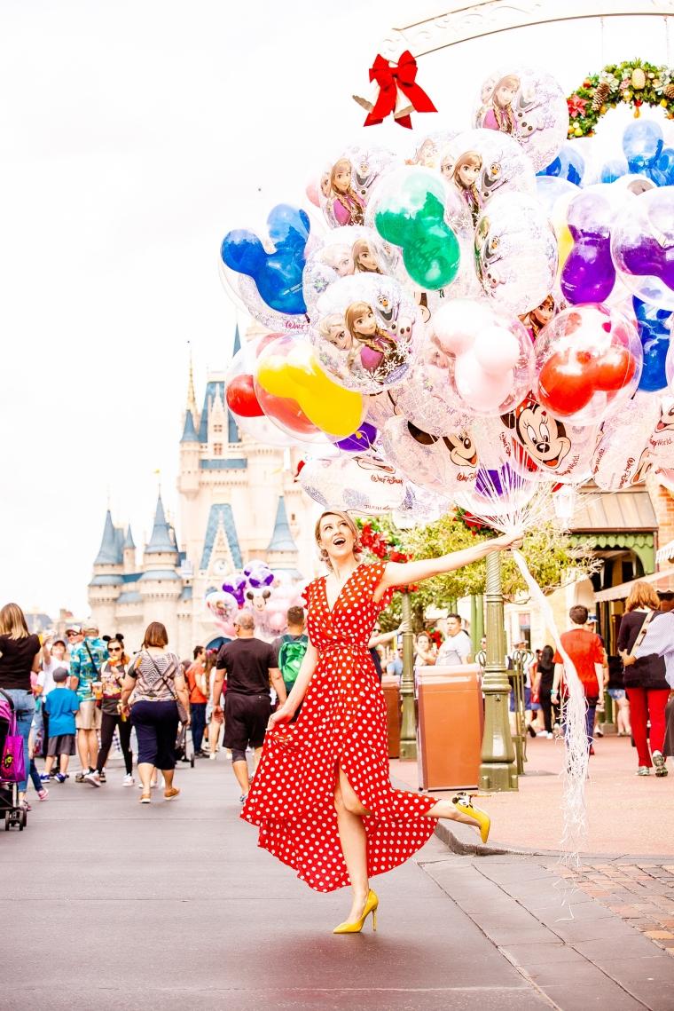 @ Photographer Amy Elizabeth Birdsong Photography Disney World Engagement Photos -45