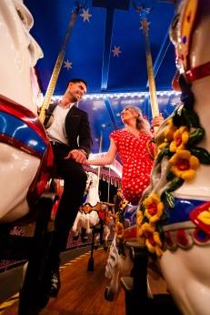 @ Photographer Amy Elizabeth Birdsong Photography Disney World Engagement Photos -64