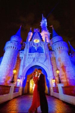 @ Photographer Amy Elizabeth Birdsong Photography Disney World Engagement Photos -67