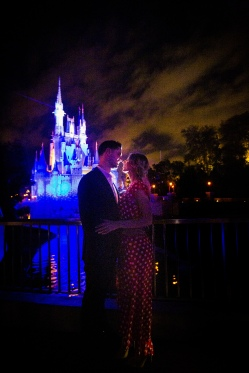 @ Photographer Amy Elizabeth Birdsong Photography Disney World Engagement Photos -80