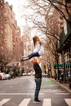 Elizabeth Birdsong Photography Destination wedding photographer Washington Square Park engagement Locations NYC-10