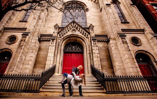 Elizabeth Birdsong Photography Destination wedding photographer Washington Square Park engagement Locations NYC-15