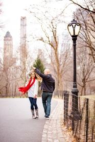Elizabeth Birdsong Photography Destination wedding photographer Washington Square Park engagement Locations NYC-18