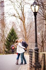 Elizabeth Birdsong Photography Destination wedding photographer Washington Square Park engagement Locations NYC-19