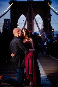 Elizabeth Birdsong Photography Destination wedding photographer Washington Square Park engagement Locations NYC-28